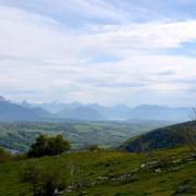 Du Salève, chaine des Aravis lac Annecy