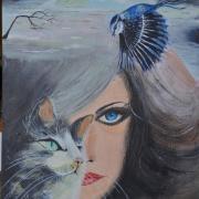femme-chat-oiseau