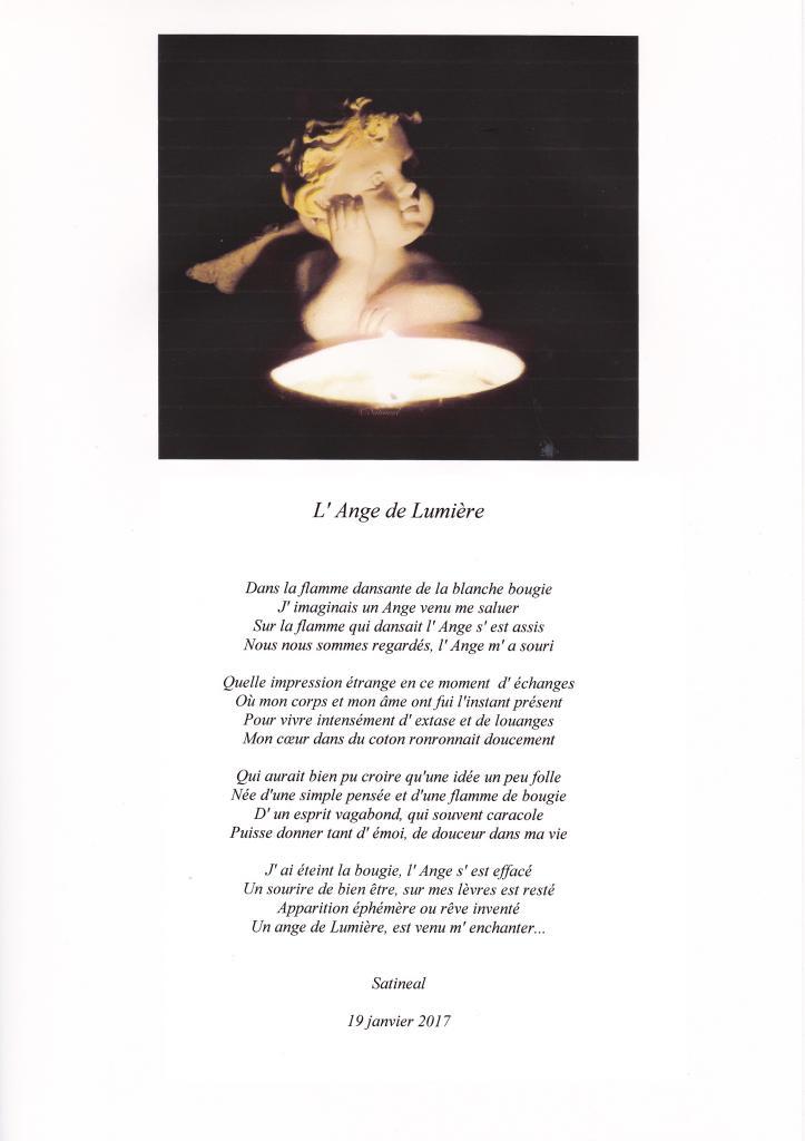 L' Ange de Lumière