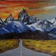 ruta 40 les Andes